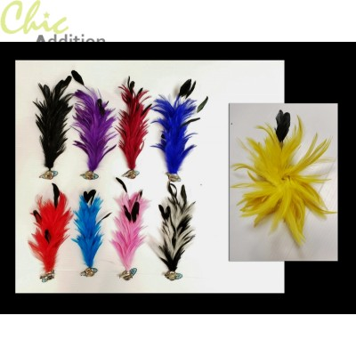 Feather Clips 848