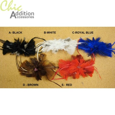 Feather Clips FNT-0052