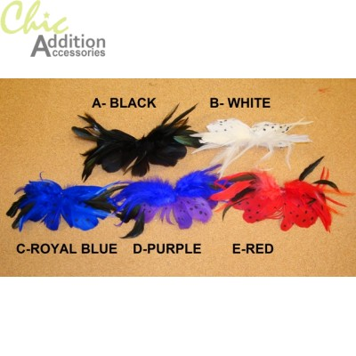 Feather Clips FNT-0055