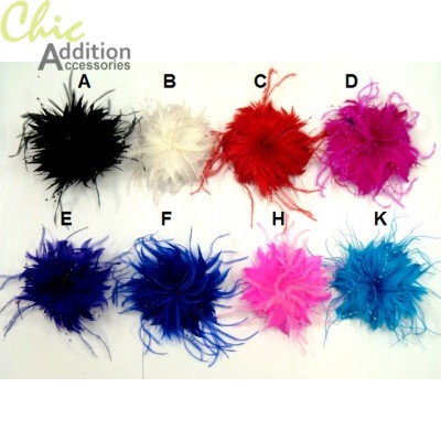 Feather Clips FTC06206