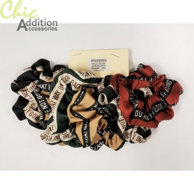 Hair Scrunchies HA20-8088