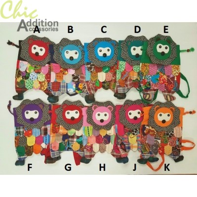 Cloth Bags CB6084 A-J