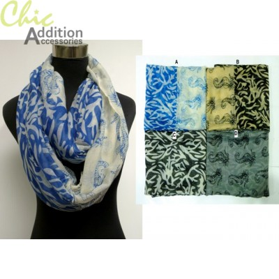 Infinity Scarf IF15-3950