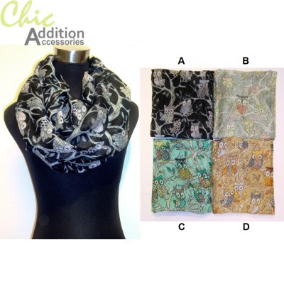 Infinity Scarf IF15-8450