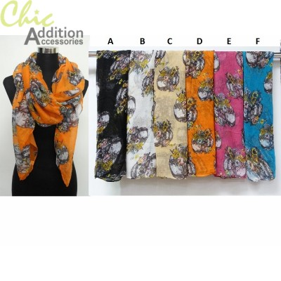 Regular Scarf SF17-3508