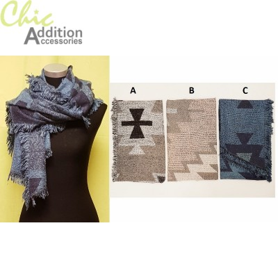 Winter scarf SF18-953